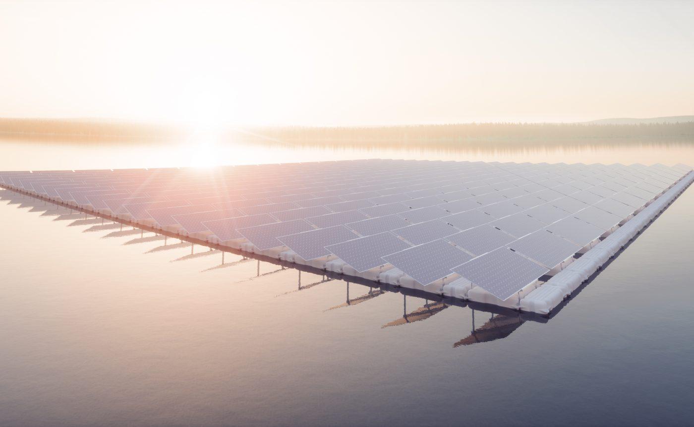 Floating Solar in Vietnam
